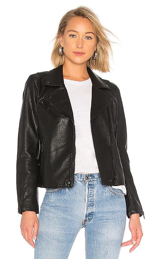 Clean Moto Jacket