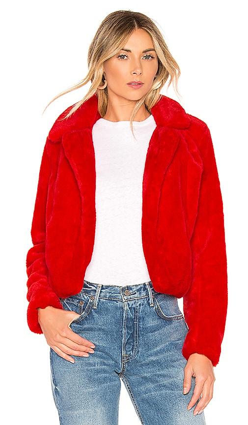 Siren Faux Fur Jacket