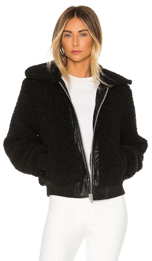 Poppy Teddy Coat