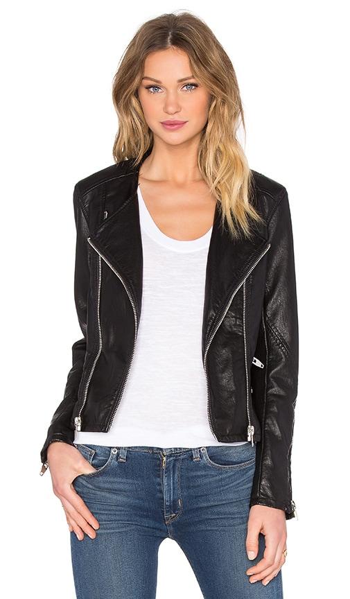 Zip Moto Jacket