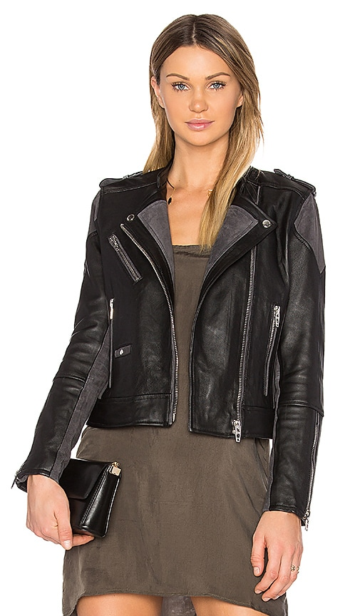 BLANKNYC Moto Jacket in Black
