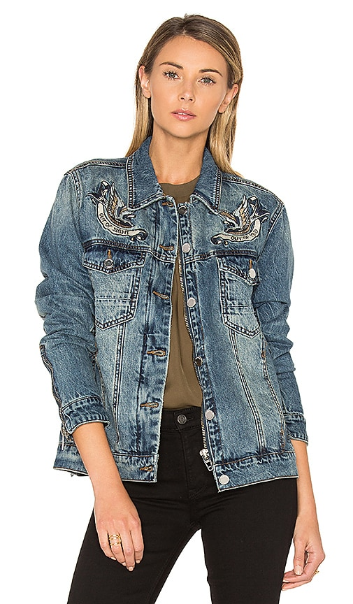 BLANKNYC Denim Jacket in Blue