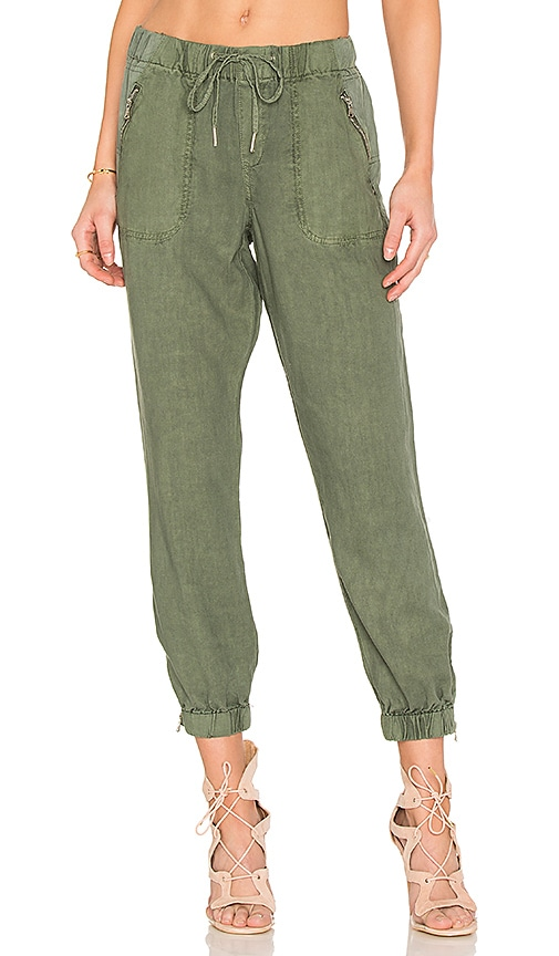 BLANKNYC Jogger Pant in Green