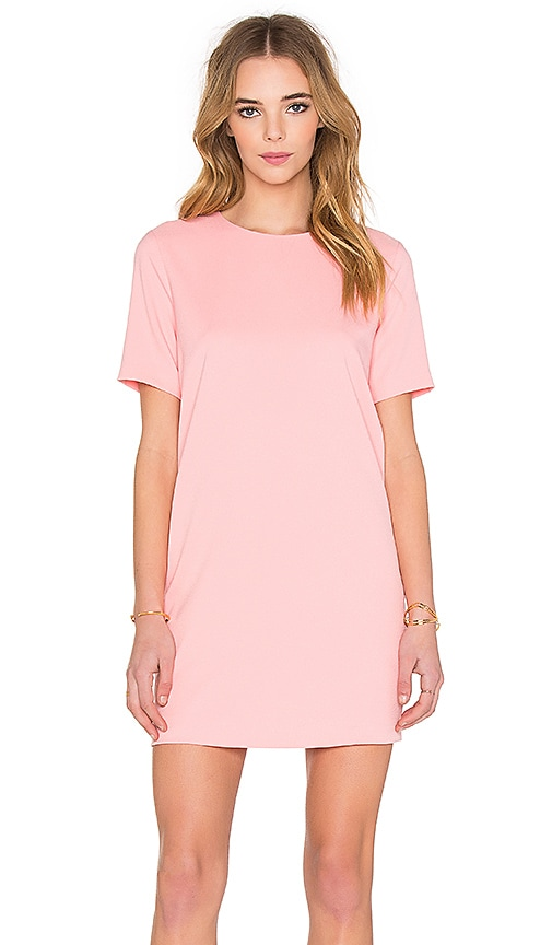 BLAQUE LABEL Shift Dress in Pink