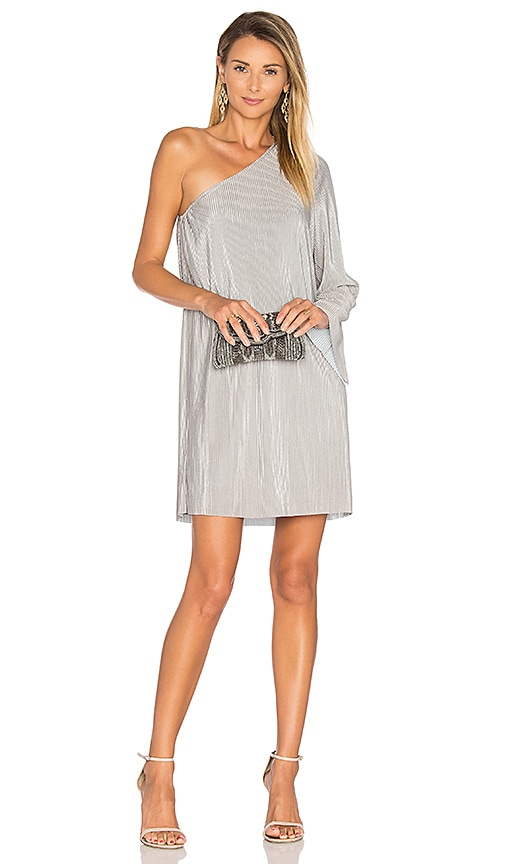 Luxe One Shoulder Dress
