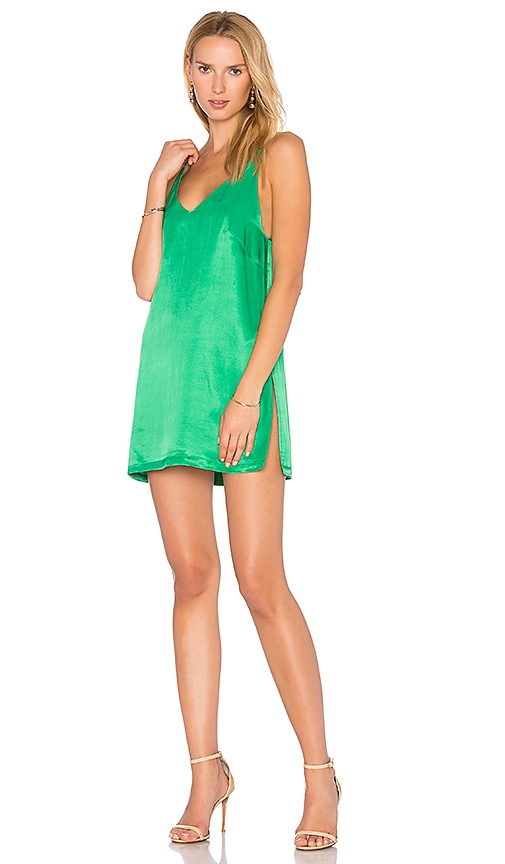 BLAQUE LABEL Cami Dress in Green