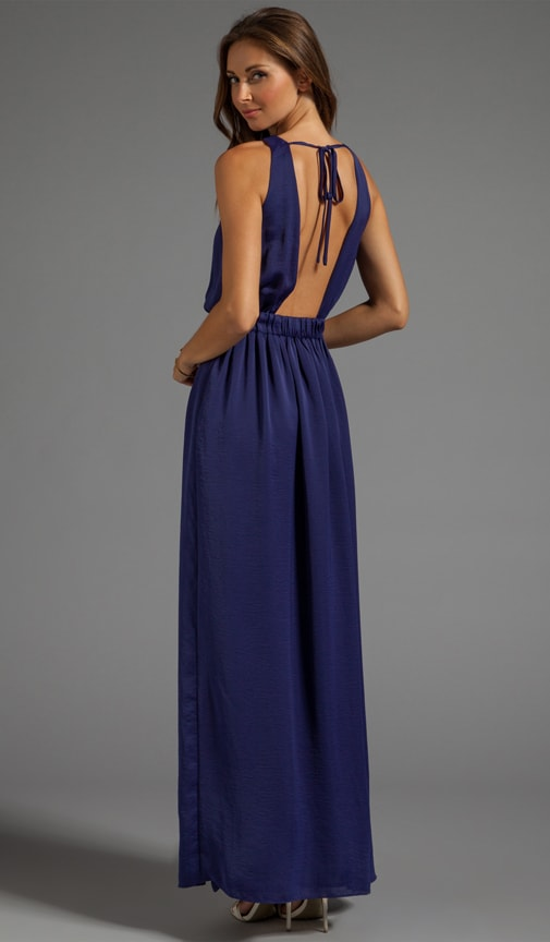 High Slit Maxi Dress