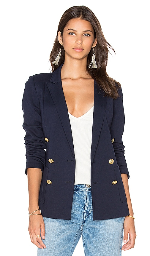 BLAQUE LABEL Easy Blazer in Navy