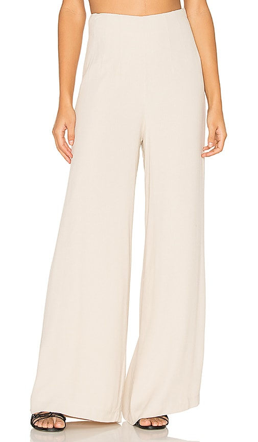 BLAQUE LABEL Waistless Pants in White