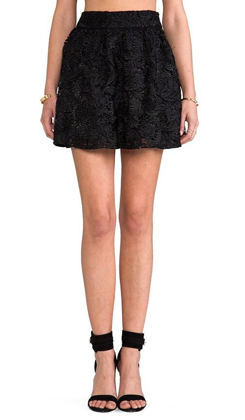 Lace Circle Skirt
