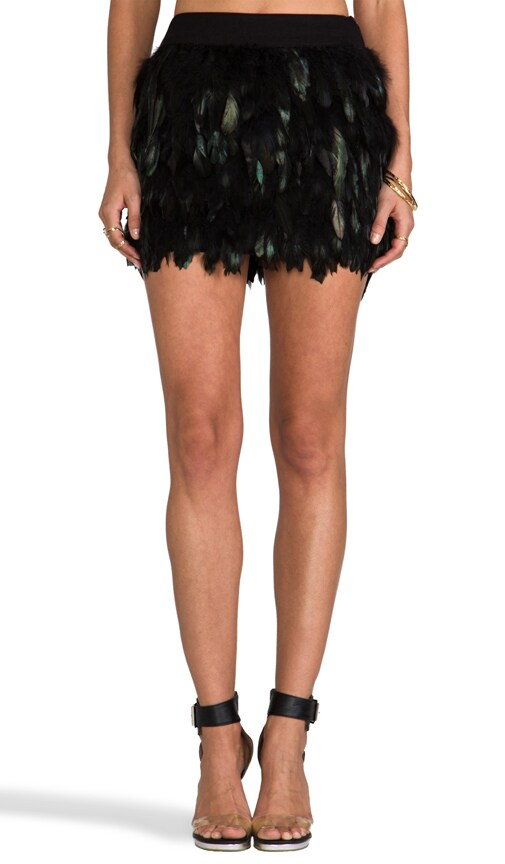 Feather Party Skirt