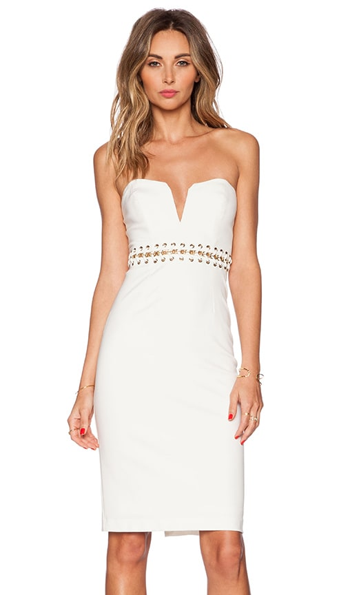 Eternal Strapless Dress
