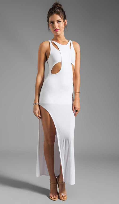EXCLUSIVE Holey Smoke Dress