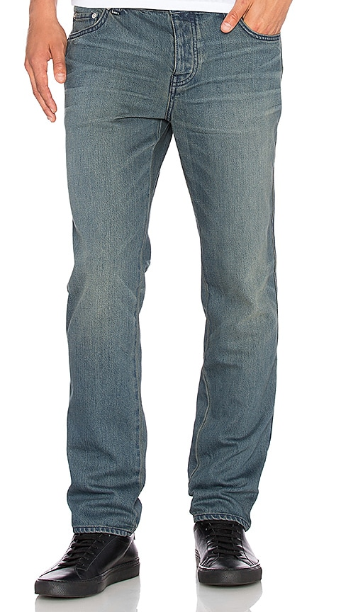BLK DNM Jeans 31 in Links Blue