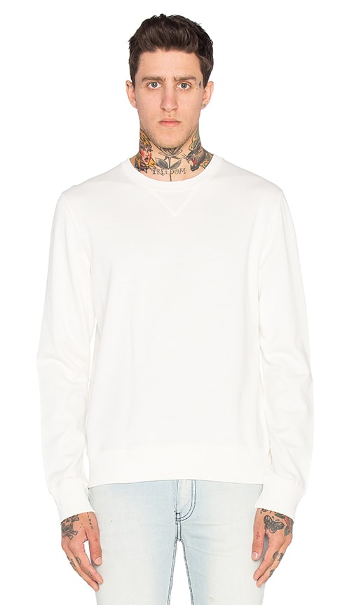 BLK DNM Sweatshirt 45 in Bone