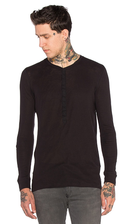 BLK DNM T-Shirt 58 in Black