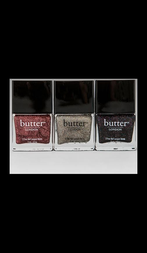 Holiday Glitter Trio Set
