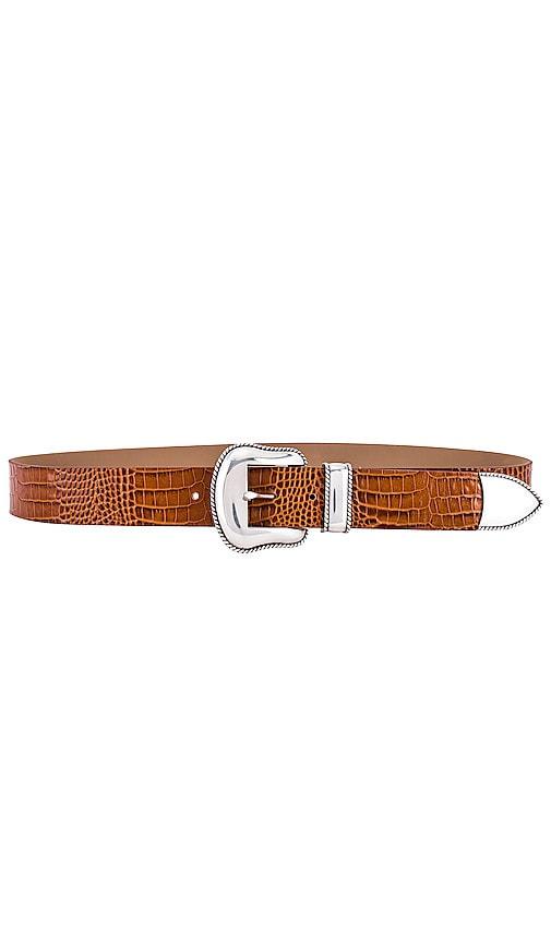 Villian Croco Belt