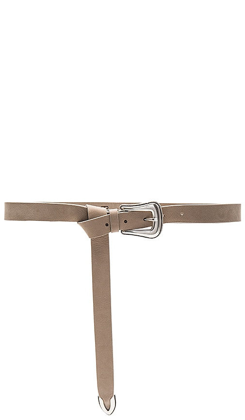 Taos Mini Nubuck Belt