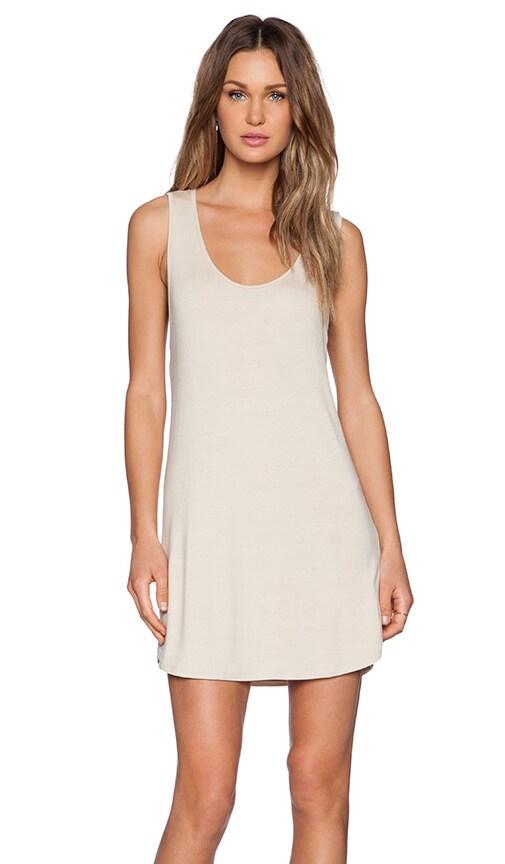 BLQ BASIQ Mini Dress in Khaki