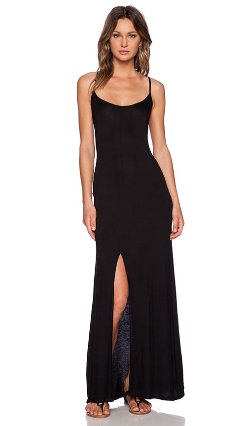 BLQ BASIQ Maxi Dress in Black