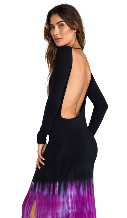 Open Back Cross Dress