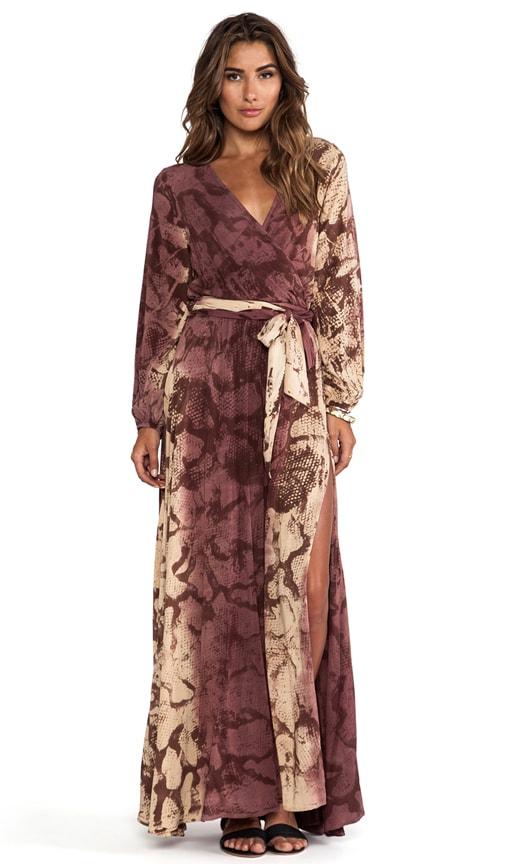Bold Beauty Bell Sleeve Dress