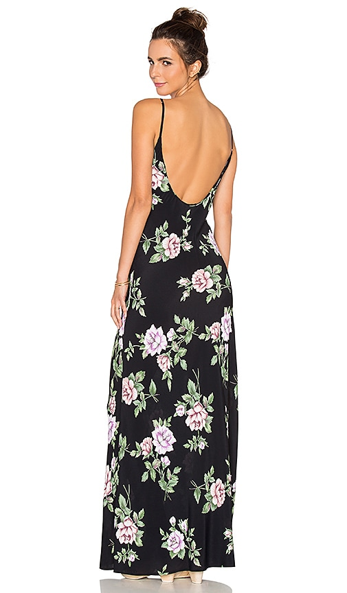 Blue Life Boho Beauty Dress in Midnight's Dream Floral