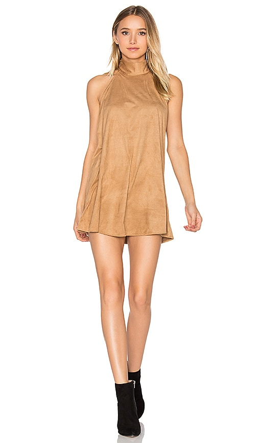 Blue Life Dancing Days Swing Dress in Tan