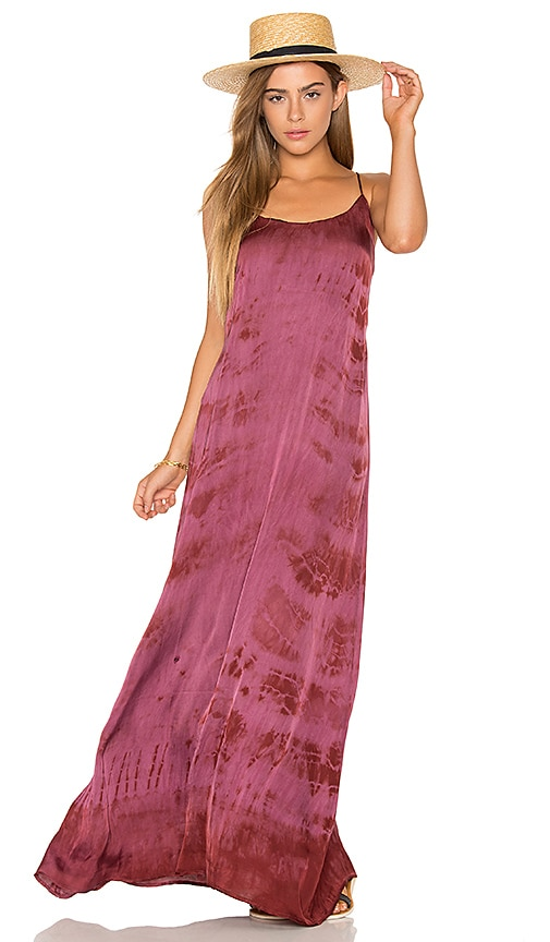 Blue Life Kate Maxi Dress in Purple