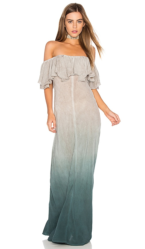 Blue Life Aphrodite Maxi Dress in Gray