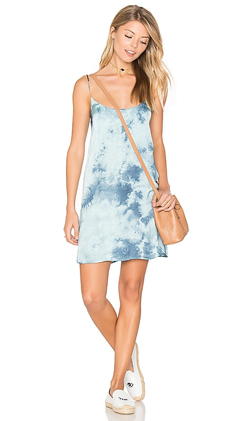 Blue Life Christy Slip Dress in Blue