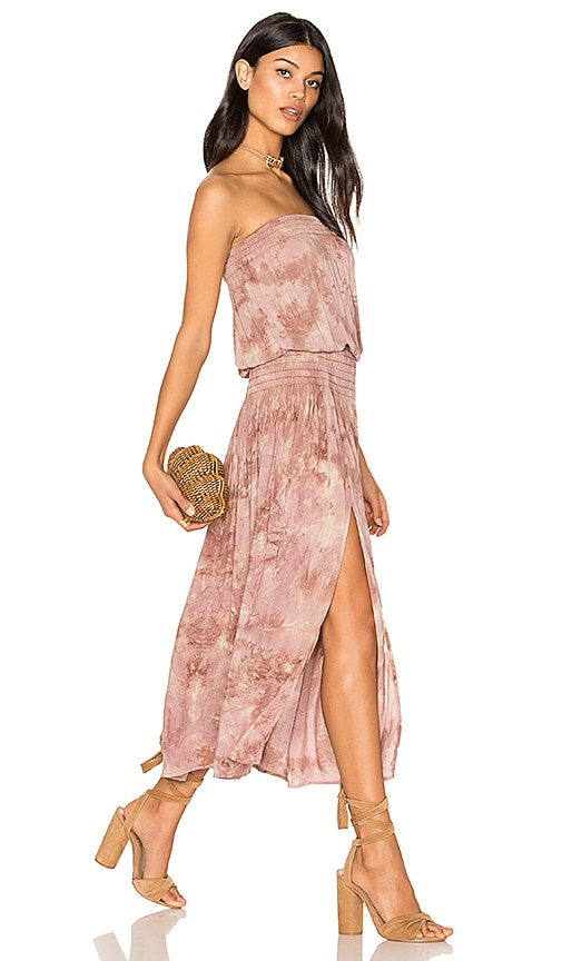 Blue Life Good Karma Maxi Dress in Mauve