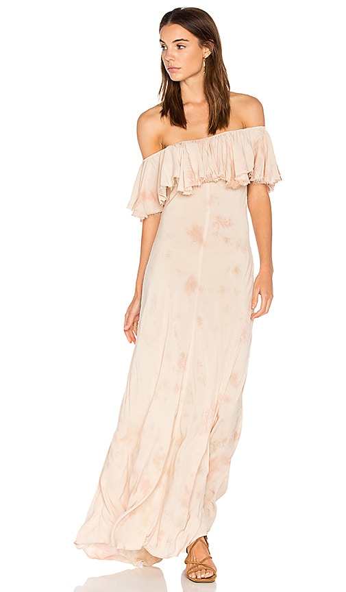Blue Life Aphrodite Maxi Dress in Pink
