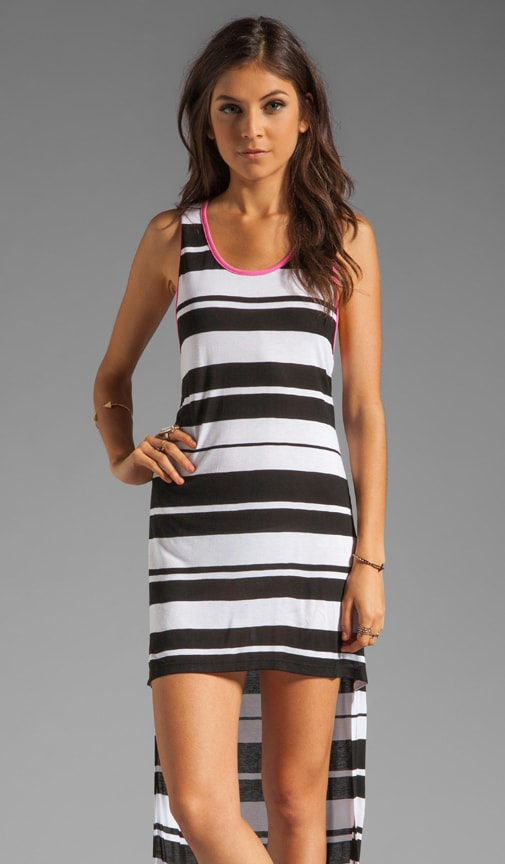 Sleeveless Hi Lo Dress