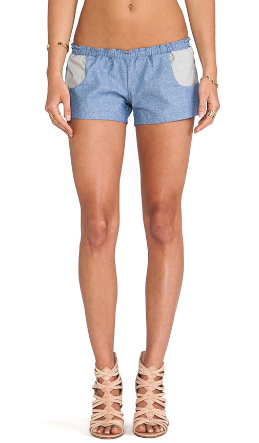 Americana Chambray Shorties