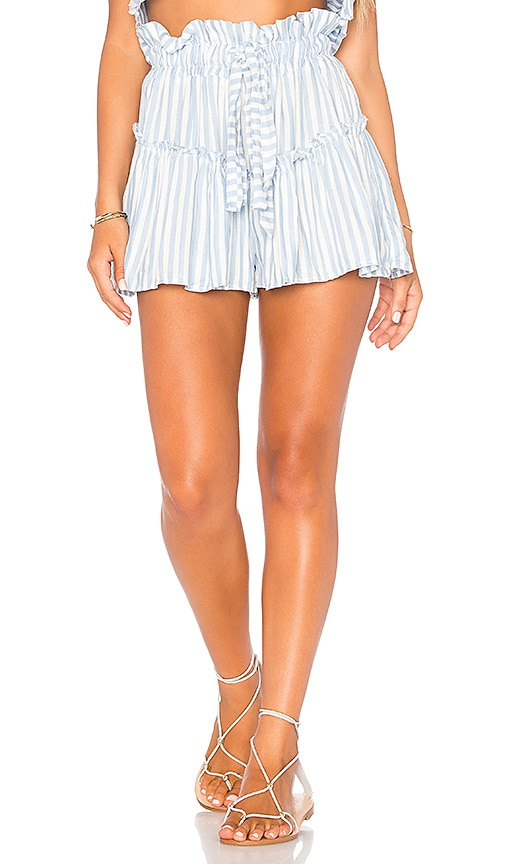Cherie Short in Blue. - size L (also in M,S,XS) Blue Life