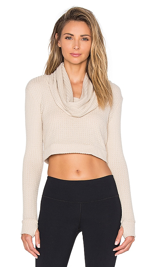 Fit Cozy Crop