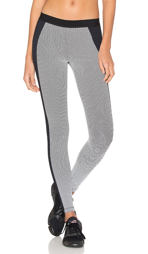 Fit Jacquard Legging