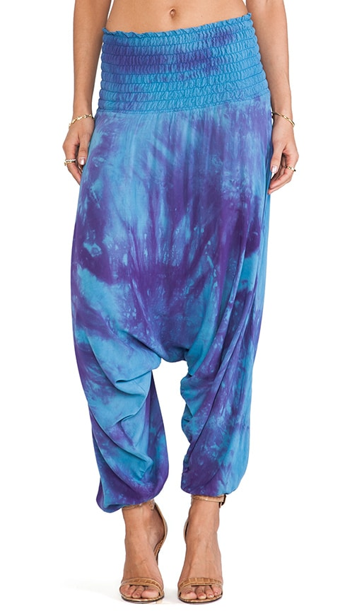 Easy Breezy Harem Pant