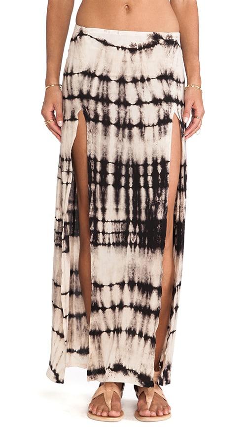 2 Slit Skirt