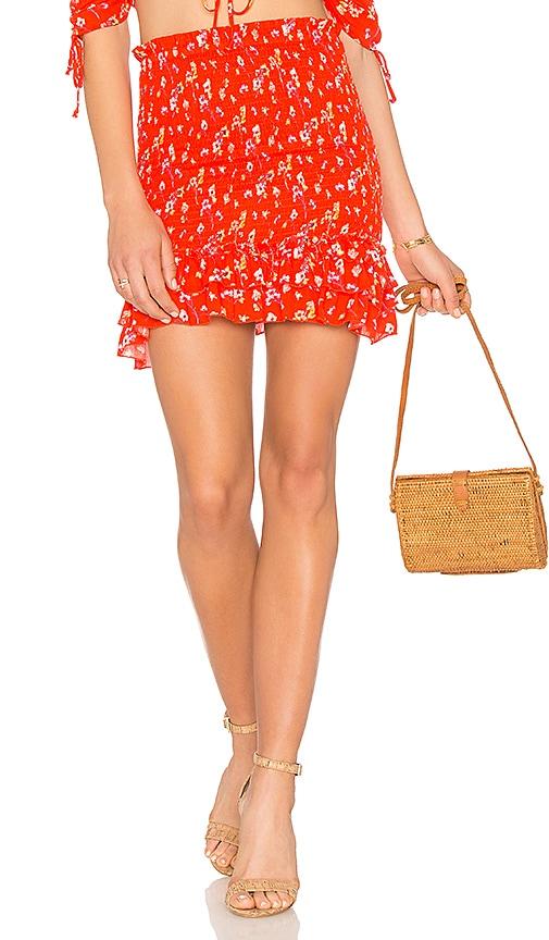 Last Night Skirt