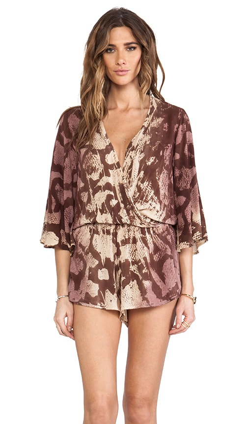 Wild And Free Romper