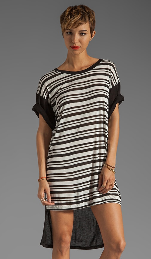 Boy T-Shirt Dress