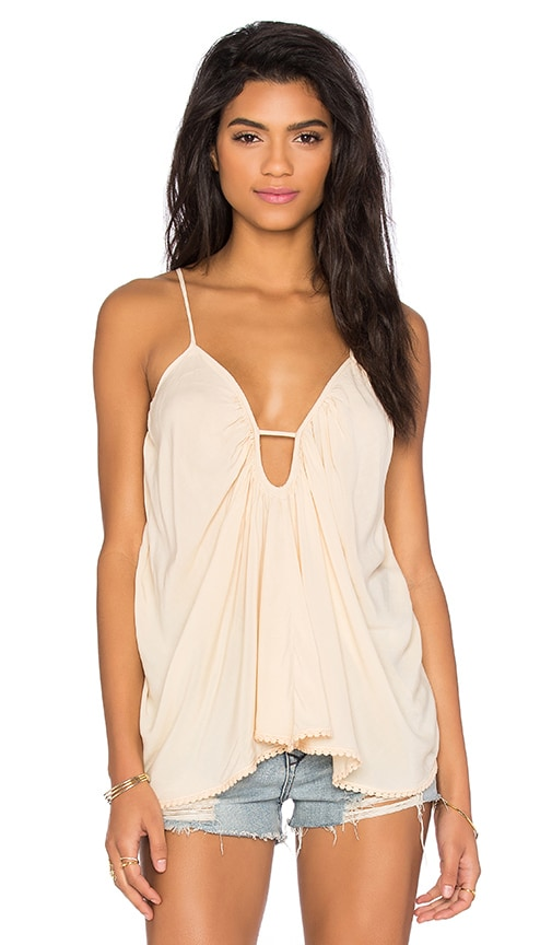 Criss Cross Back Tank