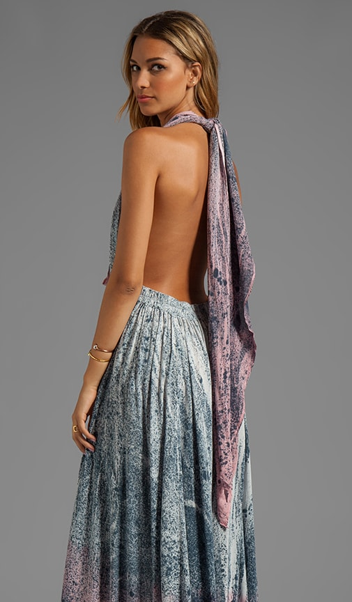 Convertible Wrap Skirt Dress