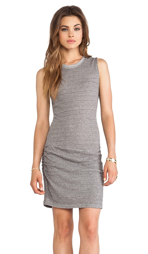 Marled Muscle Tee Dress
