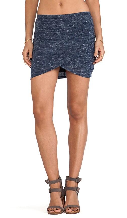 Marbled Tulip Mini Skirt