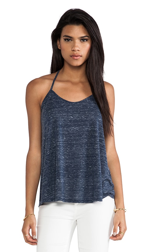 Marbled Relaxed Y-Back Cami