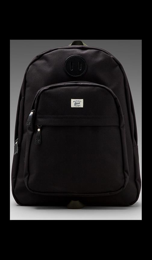 No. 297 Zipper Top Backpack